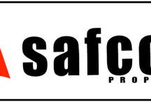 Safcom's Logo Progression / A look into the changes we have adopted over the years