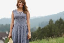 Stitch this: Women's Apparel / by Bloomerie Fabrics