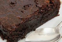 gâteau minute chocolat
