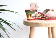 Willow Hilson Vintage Footwear