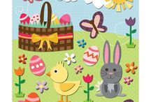 Holiday Inspiration - Easter / Get some great ideas for all your Easter crafts!