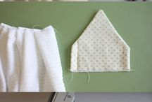 DIY Old Towels Craft