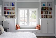 built ins / by Laurel Powell