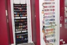 Craft Room Storage / by Cyndie Martin