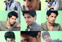 My Adonis Sidharth Malhotra ♡ /  All pics are my simpLe edit. Love and Adore him since 2012.