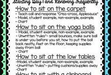Teaching: Flexible Seating
