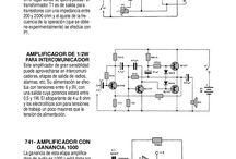 proyectos de electronica / by luis