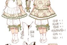 illust costume design