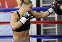ronda rousey / by Lisa Gibson