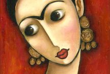 Art: Folk Art / by Lea Kingsbury