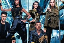 Fashion / Fashion catwalks, fashion campain, celebrities, designers