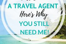 Travel Agent / How to become a travel agent, why ask a travel agent for your next trip