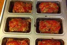 Meat loaves and meatballs