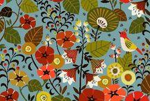 Inspiration - Textiles & Home