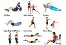 Fitness Planners and workout guides