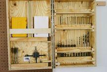 organizador herramientas
