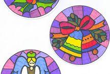 Navidad Mosaico