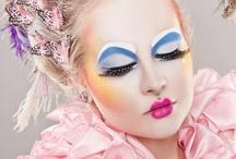 Specialist Makeup: Avant Garde