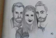 dibujos ❤ (art)
