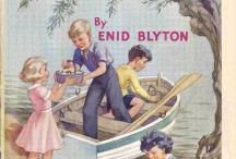 Blyton then vs Blyton now / How Blyton's texts have fared in modern editions