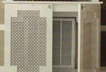 Cache radiateurs