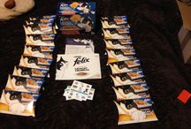 Felix Sensations Crunchy Crumbles