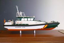 Patrulleras / Barcos Patrulleras