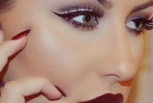 Make up / Inspiracje makijażowe
