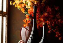 autumn /  syksy koristelu