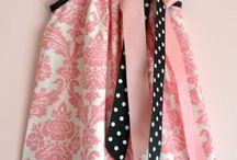 PILLOW CASE DRESSES / by Shannon Warnick