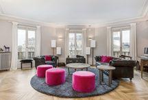 A VENDRE PARIS 6eme très bel appartement Haussmannien