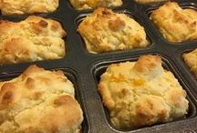 Low Carb Bread/Biscuits