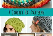 crochet patterns free / by annette passler