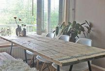 Bygga möbler/ fixa