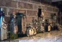 alchemist's lab || witch's kitchen