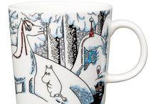 Mijn Moomin mugs