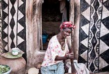 Africa designs and patterns