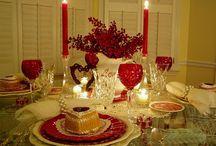 Valentine's Day Food & Decor