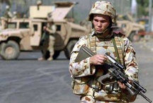 Australien army
