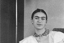 * ART FRIDA KAHLO *