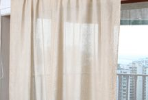 Curtain Collection / Curtain sets done in Zeba India
