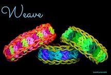 Loom Bands / Rainbow Loom Bands