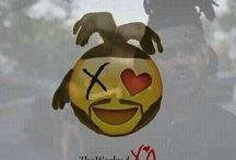 The Weeknd.My love