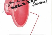 Vintage JBL Catalogs / Take a look at our rich history through some of our catalogs of vintage JBL speakers. / by JBL