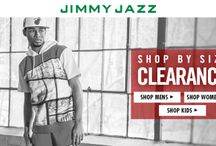 Jimmy Jazz Coupon Codes / Jimmy Jazz and subsidiaries have over 170 stores on major streets and malls in the United States, which includes over 30 in the New York Metro area. Stores feature premier lifestyle, streetwear and footwear brands including Nike, Jordan, Adidas, Polo Footwear, Levi's providing an ever-changing showcase of the newest fashion available for men, women, and kids. for more deals and coupons:http://www.couponcutcode.com/stores/jimmy-jazz/