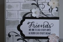 Brick Wall Embossing Folder SU! / by Linda Santy