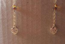 I miei bijoux / Bijoux hand made. Visitate la pagina Facebook BIJOUX IN CERCA DI UN NOME
