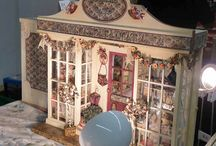 Dollhouse shops / by Dolly Pam