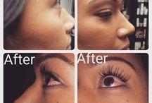Eyelash Extensions El Cajon, California / Board of our eyelash extension services in El Cajon, We offer mink lash extensions