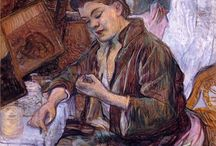 Toulouse-Lautrec / by Robert Sobsey